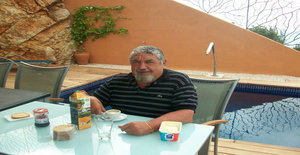 Rayantu 73 years old I am from Villa Dolores/Córdoba, Seeking Dating Friendship with Woman