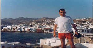 Iason 46 years old I am from Bucharest/Bucharest, Seeking Dating Friendship with Woman