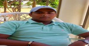 Don_rinse 30 years old I am from Santo Domingo/Distrito Nacional, Seeking Dating Friendship with Woman