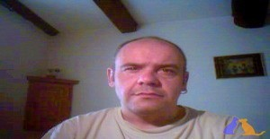 Philippe124 50 years old I am from Saint-Étienne-de-montluc/Pays de la Loire, Seeking Dating with Woman