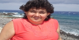 Mariafaria 54 years old I am from Santa Cruz/Ilha da Madeira, Seeking Dating Friendship with Man