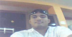 Elgoloso_07 34 years old I am from Puerto la Cruz/Vargas, Seeking Dating Friendship with Woman