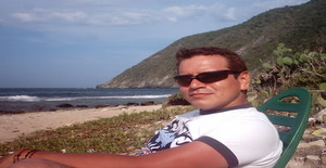 Djvogue 43 years old I am from Maracay/Aragua, Seeking Dating Friendship with Woman