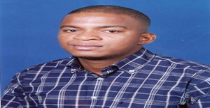 Miltonmandlate 37 years old I am from Maputo/Maputo, Seeking Dating Friendship with Woman