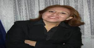 Nenita38 49 years old I am from Santiago/Región Metropolitana, Seeking Dating Friendship with Man