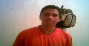 Astaroth19 31 years old I am from Guatemala/Guatemala, Seeking Dating Friendship with Woman