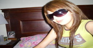Wonitta 31 years old I am from Hermosillo/Sonora, Seeking Dating Friendship with Man