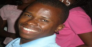 Jonico 35 years old I am from Luanda/Luanda, Seeking Dating Friendship with Woman