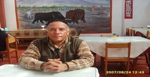 Boricuahalconlib 62 years old I am from Tacna/Tacna, Seeking Dating Friendship with Woman