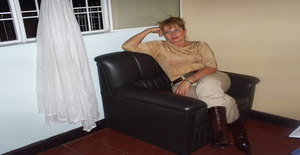 Alciradulce 60 years old I am from Bucaramanga/Santander, Seeking Dating Friendship with Man