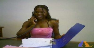 Conceicao24 35 years old I am from Luanda/Luanda, Seeking Dating Friendship with Man