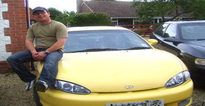Toxa007 46 years old I am from Fordingbridge/South East England, Seeking Dating Friendship with Woman
