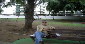 Cholo1953 65 years old I am from Pueblo Nuevo/Chiriquí, Seeking Dating Friendship with Woman