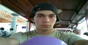 Jfer1986 31 years old I am from Guatemala/Guatemala, Seeking Dating Friendship with Woman