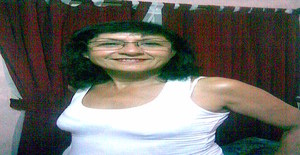 Jardinerita2008 61 years old I am from Reconquista/Santa fe, Seeking Dating Friendship with Man