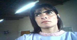 Maria_aleja 49 years old I am from Concordia/Entre Rios, Seeking Dating Friendship with Man