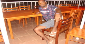 Crist47 34 years old I am from Luanda/Luanda, Seeking Dating Friendship with Woman