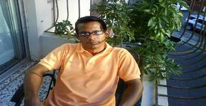 Conejo2008 50 years old I am from Santo Domingo/Santo Domingo, Seeking Dating Friendship with Woman