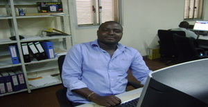 Petelo 41 years old I am from Cabinda/Cabinda, Seeking Dating Friendship with Woman