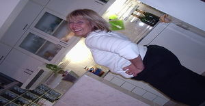 Claudia401 52 years old I am from Rosario/Santa fe, Seeking Dating with Man