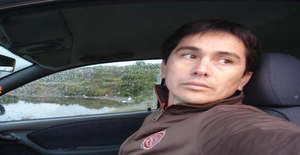 Alejato37 48 years old I am from Puerto Montt/Los Lagos, Seeking Dating Friendship with Woman