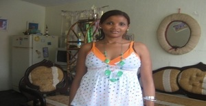 Irianny28 36 years old I am from Santo Domingo/Santo Domingo, Seeking Dating with Man
