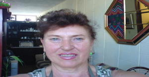 Evarosalia 69 years old I am from San Andres Villa Seca/Retalhuleu, Seeking Dating Friendship with Man