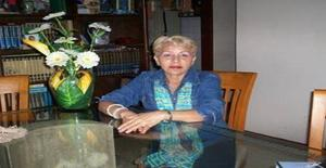 Adelaida2008 68 years old I am from Caracas/Distrito Capital, Seeking Dating Friendship with Man