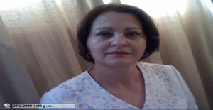 Zgharta 69 years old I am from Puerto Ordaz/Bolivar, Seeking Dating Friendship with Man