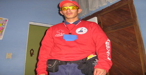 Carlos_a 32 years old I am from Pasto/Narino, Seeking Dating Friendship with Woman