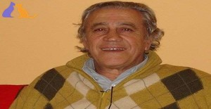 Carapa 78 years old I am from Vicente Lopez/Provincia de Buenos Aires, Seeking Dating with Woman