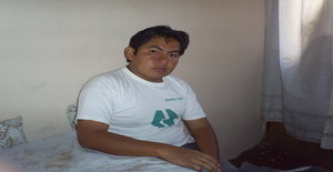 Lito_28 38 years old I am from Sucre/Chuquisaca, Seeking Dating Friendship with Woman