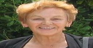 Ndora41 76 years old I am from Mar Del Plata/Provincia de Buenos Aires, Seeking Dating Friendship with Man