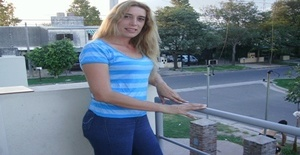 Gabel 47 years old I am from Rosario/Santa fe, Seeking Dating Friendship with Man