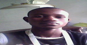 Djimmy 28 years old I am from Ndalatando/Cuanza Norte, Seeking Dating Friendship with Woman