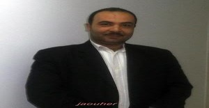 Jaouher 45 years old I am from Tunis/Tunis Governorate, Seeking Dating Friendship with Woman