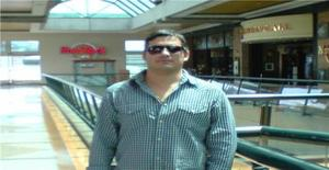 Roberc 46 years old I am from Caracas/Distrito Capital, Seeking Dating Friendship with Woman