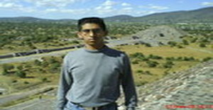 Ivanod 37 years old I am from Uruapan/Michoacán, Seeking Dating Friendship with Woman