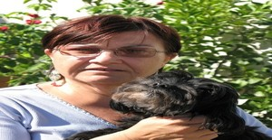 Orchidee34 63 years old I am from Béziers/Languedoc-roussillon, Seeking Dating Friendship with Man