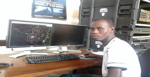 Chocolatado 32 years old I am from São Tomé/São Tomé Island, Seeking Dating Friendship with Woman