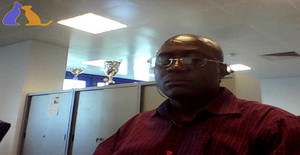 Chimito 46 years old I am from Luanda/Luanda, Seeking Dating Friendship with Woman