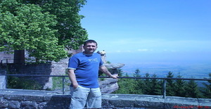 Noecruzito 46 years old I am from Colmar/Alsace, Seeking Dating with Woman