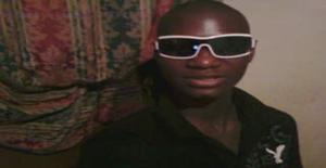 Gidelmatheus 33 years old I am from Luanda/Luanda, Seeking Dating Friendship with Woman
