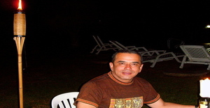 Salomon45 53 years old I am from Manizales/Caldas, Seeking Dating Friendship with Woman