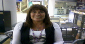 Mujerbonita45 52 years old I am from Rosario/Santa fe, Seeking Dating with Man
