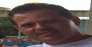 Gilbertogarcia 53 years old I am from Cariacica/Espirito Santo, Seeking Dating with Woman