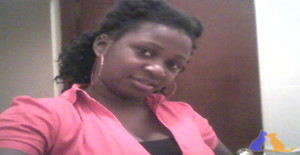 Alicepaty 31 years old I am from Luanda/Luanda, Seeking Dating Friendship with Man