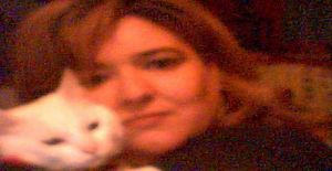 Morgane2009 45 years old I am from Yvelines/Île-de-france, Seeking Dating Friendship with Man