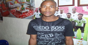 Nelsoncarlosnnnn 27 years old I am from Lubango/Huíla, Seeking Dating Friendship with Woman