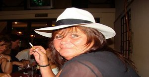 Pandillera47 54 years old I am from Rosario/Santa fe, Seeking Dating Friendship with Man